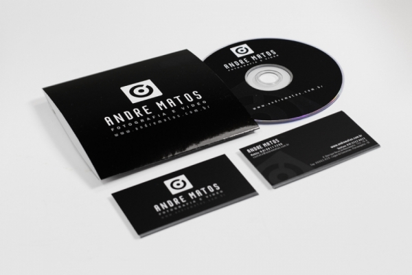 Logo + Cart�o + CD
