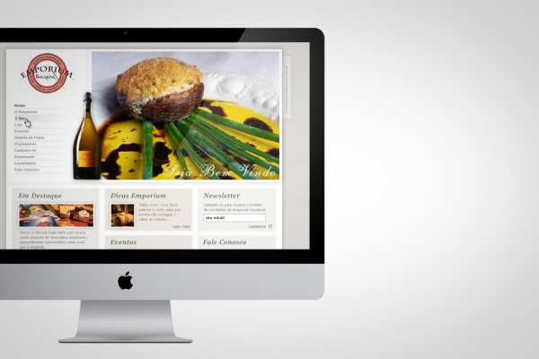 Desenvolvimento de Website