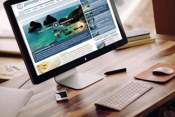 Criação de Portal de Turismo