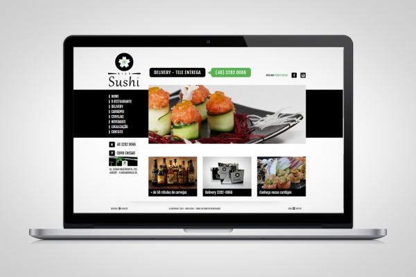 Criação do Website