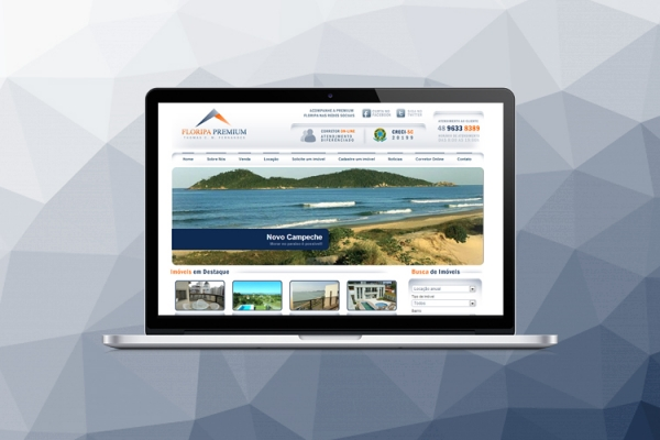 Desenvolvimento Website Imobiliário